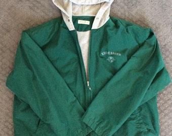 Green Eddie Bauer Jacket