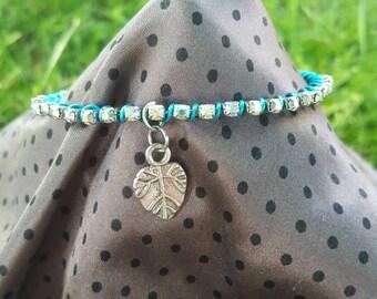 """Bracelet """"Leaf"""""""