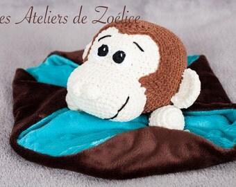 Tok flat doudou monkey