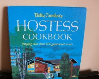 Betty Crocker Hostess Cookbook - Vintage