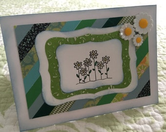 Sunshine & daisies greeting card
