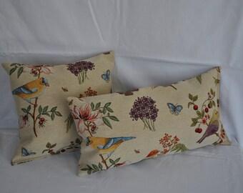 Birds of Paradise Throw Pillow (Set of 2) AMSPL03E15D