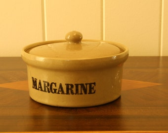 Pearsons of Chesterfield margarine dish