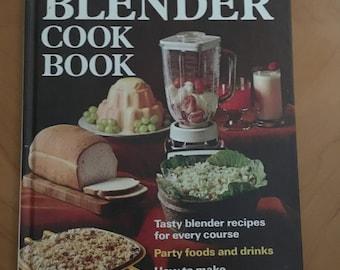 Better Homes and Gardens BLENDER COOK BOOK