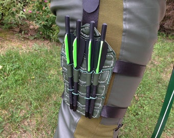 Arrow Cosplay TV Show Leg Quiver