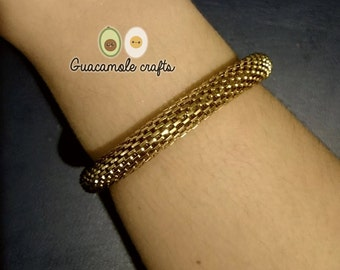 Two bracelets and ring offer