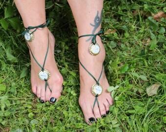 Bitburger barefoot sandals
