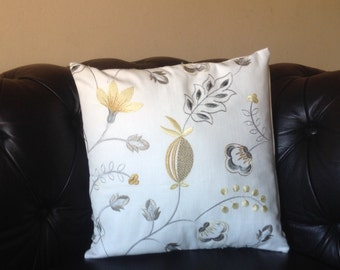 Pair of cushion covers
