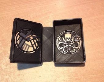 Custom Card Box,