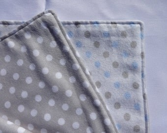 Baby Boy Security Blanket, Baby Boy Car Seat Blanket, Baby Boy Stroller Blanket, Flannel Security Blanket
