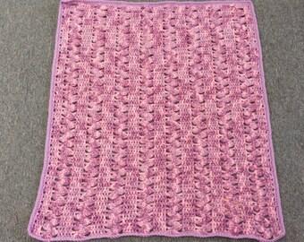 Crochet Shell Baby Blanket