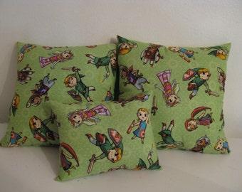 Zelda Pillows Set of 3