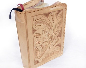 Biblecover Leather - Primavera