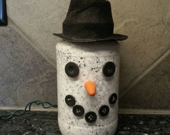 Snowman Light