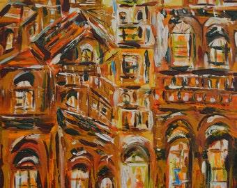 Urban Landscapes Series IV