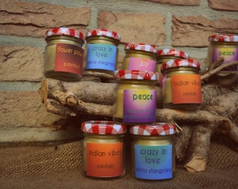 SOLID PERFUMES-Solid Perfume