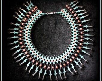 Aztec Neferteri Collar