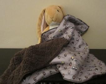 Firefly Baby Blanket
