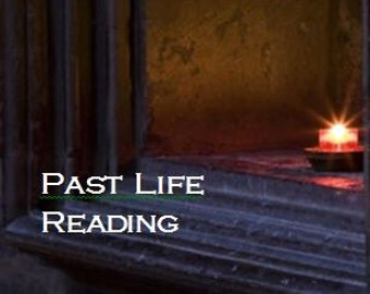 Past Life Reading - Psychic Reading by Email, Clairvoyant Reading