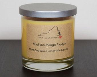 Madison Mango Papaya 12 oz. Tumbler