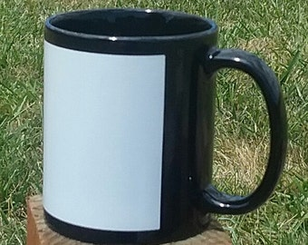Personalize your own mug