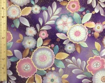 Kona Bay  Floral  #BUTT-04