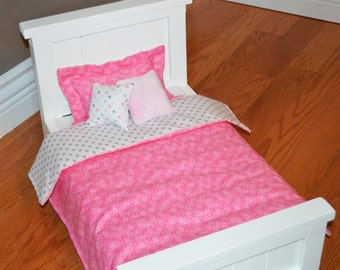 """American Girl and other 18"""" Doll Bedding"""