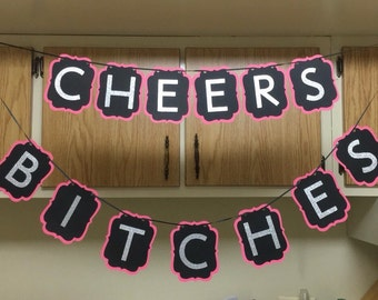 Bachlorette Party Banner!