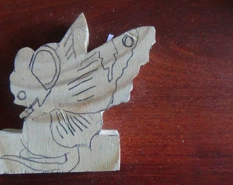 20 unfinished ready to paint  wood/ butterfly mouse/MADE TO ORDER