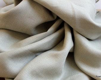 Khaki Irish linen