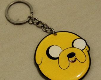 Adventure Time Keychain