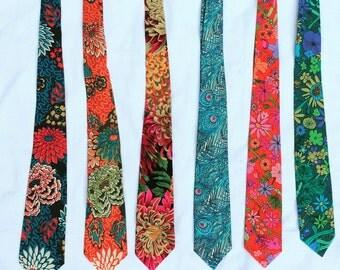 Liberty summer tie