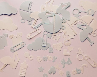 Baby Baby Shower Confetti