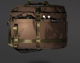 Krevis Laptop Brief Case