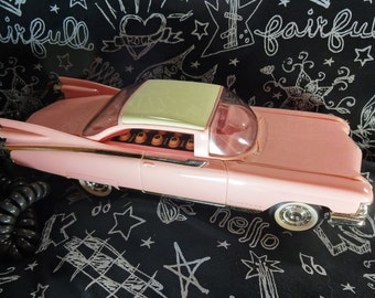 Vintage Pink Cadillac Telephone
