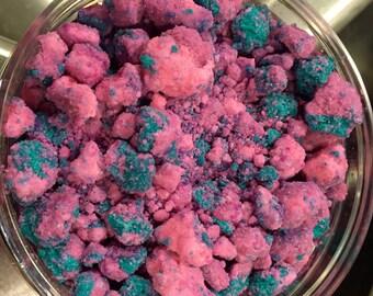Bubble Crumbles, Solid Bubble Bath