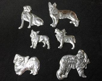 Shiny Dog Decorations