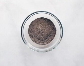 Detox Clay Mask: Bentonite Clay Mask-Activated Charcoal-Acne Mask-Facial Mask