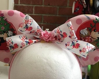 Minnie mouse Gardening Ears