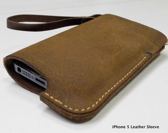 iPhone 5 iPhone leather case leather case SE