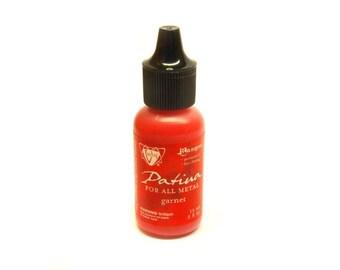 Ranger Vintaj patina Garnet garnet-red red 15ml bottle
