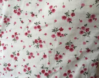 Hand made vintage floral dress size 10 Aus.