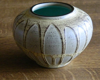 Limited Edition Pottery, Pot Bellied Vase