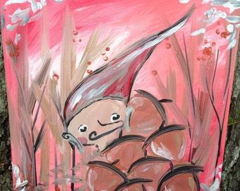 Woodland Acorn Gnome (Gnome Series)