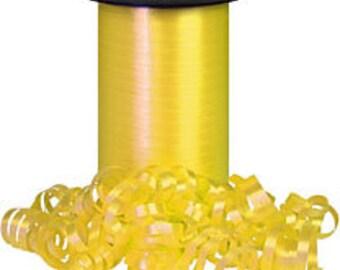 Daffodil curling ribbon   (18-S-351)