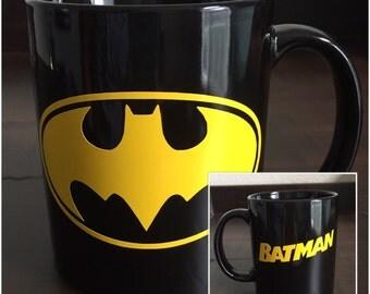 Batman Coffee Mug - DC Comics Mug