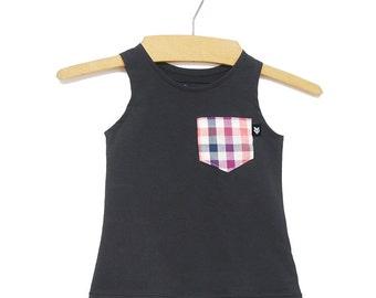 Camisole Mini-pop black
