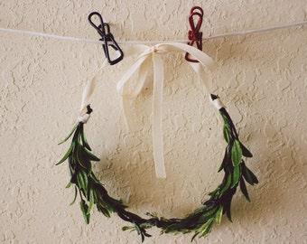 Tea Leaf Headband
