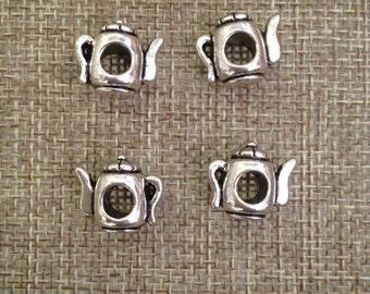 charms shaped teapot