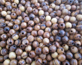 Holyland olive wood beads Round in Various Sizes and Quantity /premium quality olivewood / polished /Choose size and Quantity/ LOWEST PRICES